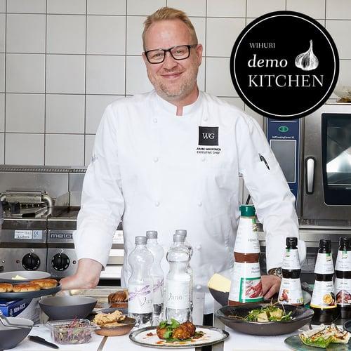 Demo-kitchen
