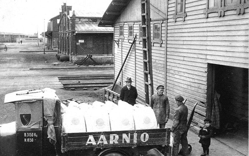 Kuorma-auto Aarnio
