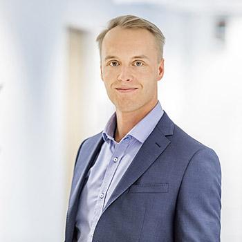 Jani Aholaakko asiakaspalvelupäällikkö