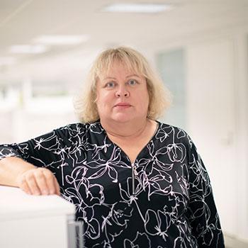 Tiina Laurila kehitysjohtaja